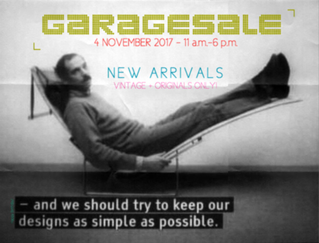 Zaterdag 4 november, vintage+originals only! New hot stuff in!
