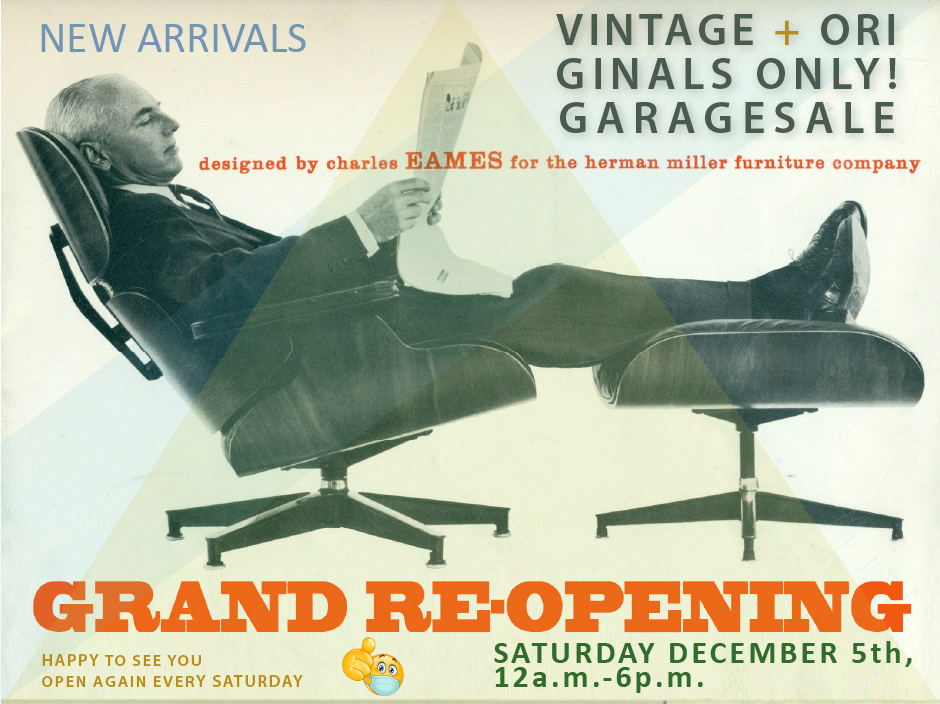 Grand Re-Opening. Need we say more?